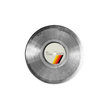 I DONT KNOW HOW BUT THEY FOUND ME - RAZZMATAZZ (Silver Glitter Filled Vinyl)