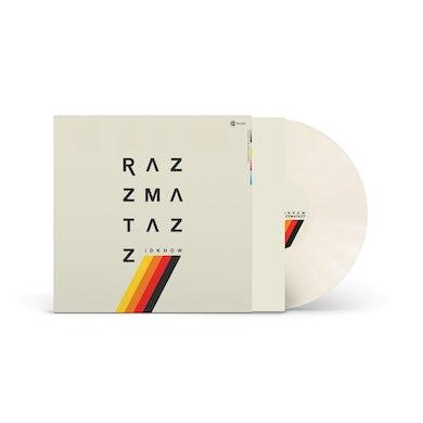 I DONT KNOW HOW BUT THEY FOUND ME - RAZZMATAZZ (Bone LP) (Vinyl)