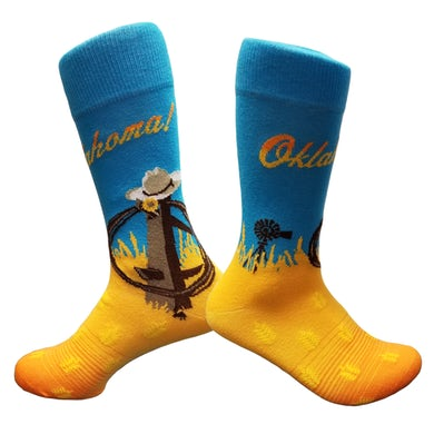 Rodgers And Hammerstein Oklahoma! Cotton Socks