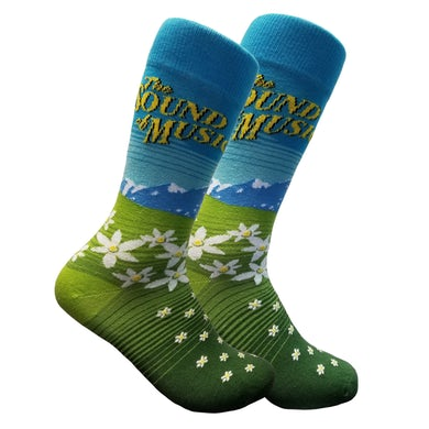 The Sound Of Music Cotton Socks
