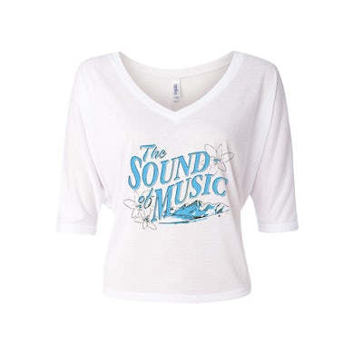 The Sound Of Music - White T-Shirt