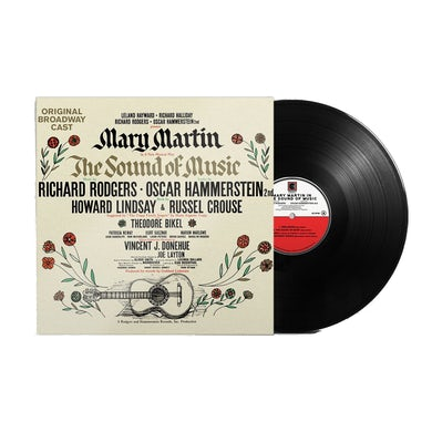 The Sound of Music - Original Broadway Cast Recording (2-LP) (Vinyl)