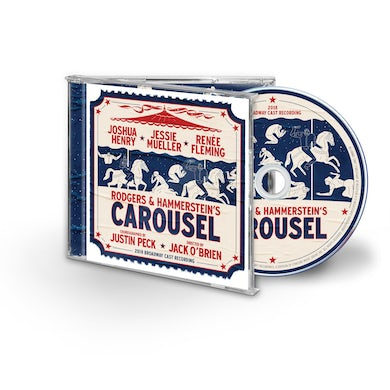 'Carousel' 2018 Broadway Cast Rodgers & Hammerstein's Carousel - 2018 Broadway Cast Recording (CD)