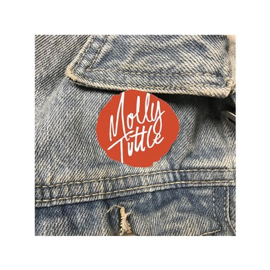 Molly Tuttle SIGNATURE PIN
