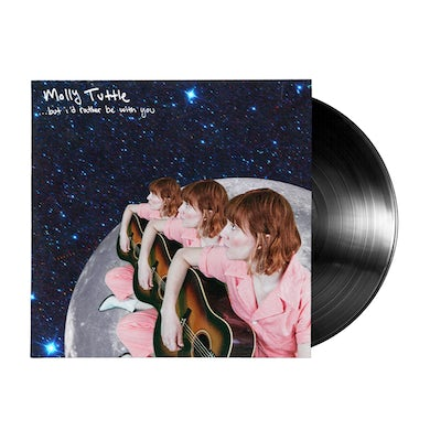 Molly Tuttle ...but i'd rather be with you SIGNED LP (Vinyl)