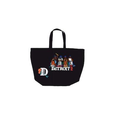 Detroit 2 Tote