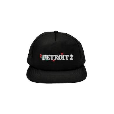 Big Sean Detroit 2 Embroidered Trucker Hat