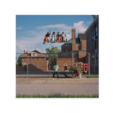 Big Sean Detroit 2 Album Poster