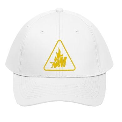 Warning - White Hat + Digital Download