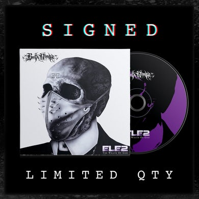 Busta Rhymes SIGNED ELE2- CD