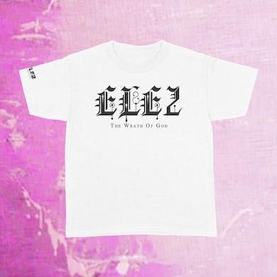 Busta Rhymes ELE2 Old English - White T-Shirt