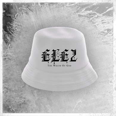 Busta Rhymes ELE2 Old English - White Bucket Hat