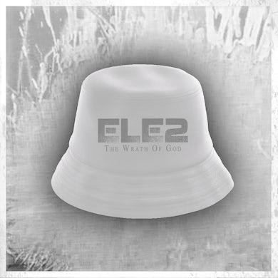 Busta Rhymes ELE2 Grey - White Bucket Hat