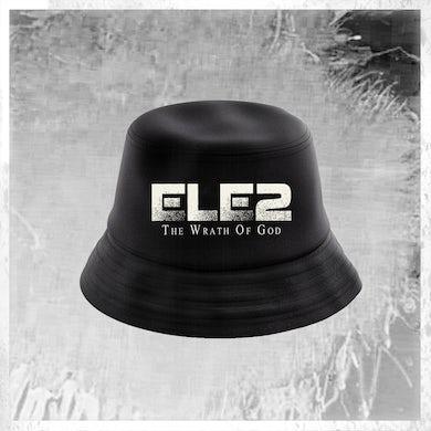 Busta Rhymes ELE2 Grey - Black Bucket Hat