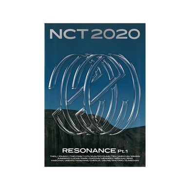 NCT - The 2nd Album RESONANCE Pt.1 (The Past Ver.) CD
