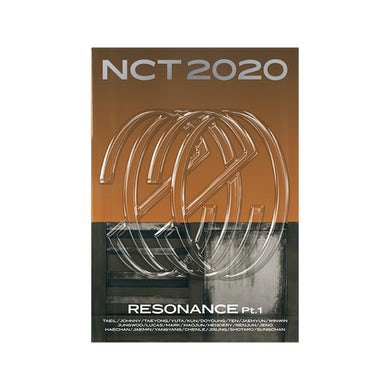NCT - The 2nd Album RESONANCE Pt.1 (The Future Ver.) CD