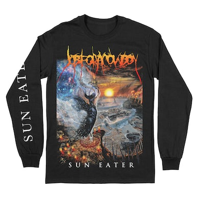 """Sun Eater"" Long Sleeve"