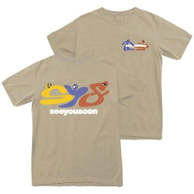 """""""seeyousoon"""" Shirt"""