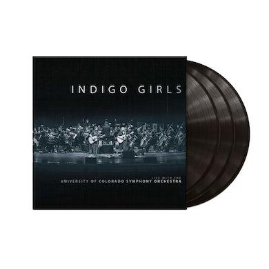 Indigo Girls - Indigo Girls Live with The University of Colorado Symphony Orchestra 3-LP (Vinyl)