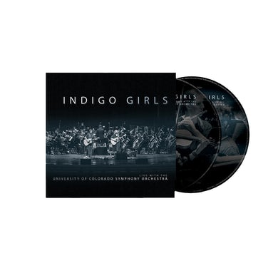 Indigo Girls Live with The University of Colorado Symphony Orchestra 2XCD