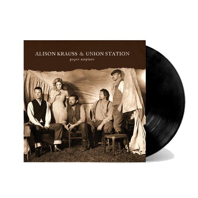 Alison Krauss and the Union Station  - Paper Airplane LP (Vinyl)