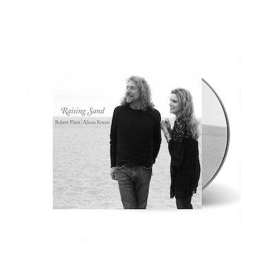Robert Plant & Alison Krauss and the Union Station  - Raising Sand CD