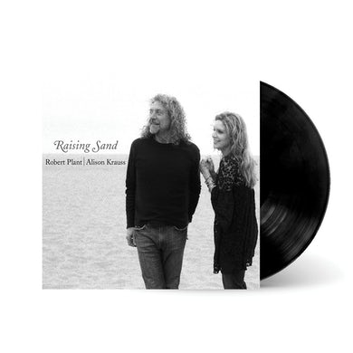Robert Plant & Alison Krauss and the Union Station  - Raising Sand LP (Vinyl)