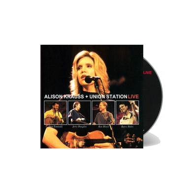 Alison Krauss and the Union Station  & Union Station - Live CD