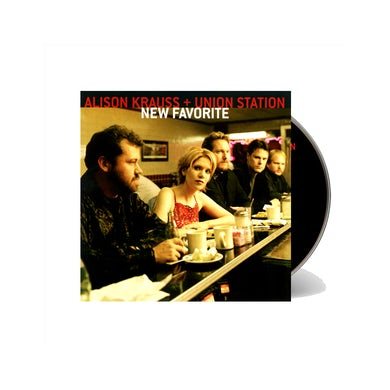 Alison Krauss and the Union Station  & Union Station - New Favorite CD