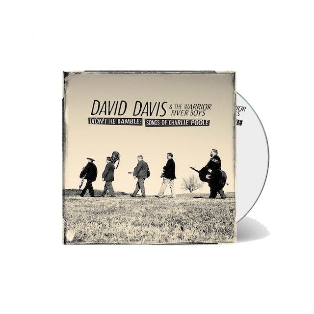 David Davis & The Warrior River Boys