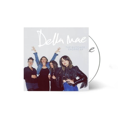 Della Mae - The Butcher Shoppe CD EP