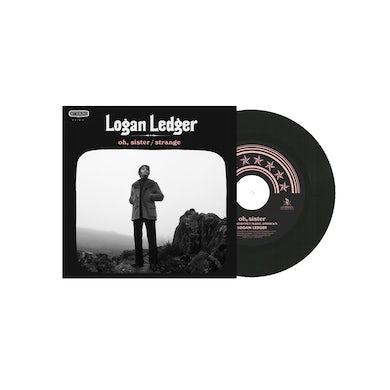 """Logan Ledger - Oh, Sister / Strange 7"""" (Vinyl)"""