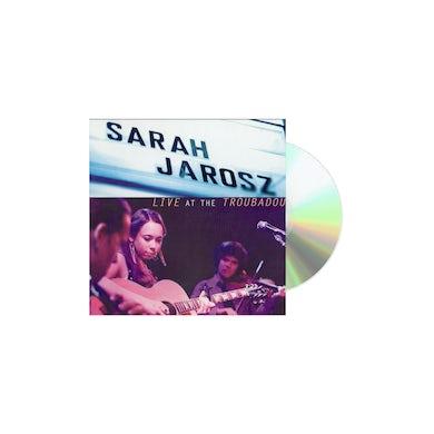 Sarah Jarosz - Live At The Troubadour CD