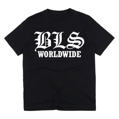 Black Label Society BLS Worldwide Tee