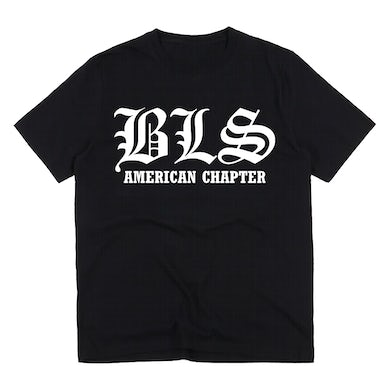 Black Label Society American Chapter Tee