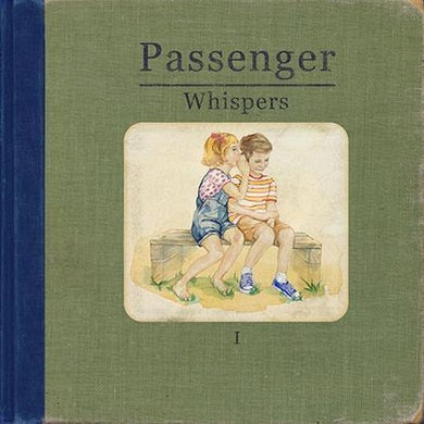 Passenger Whispers I | Limited Edition 2 CD Book