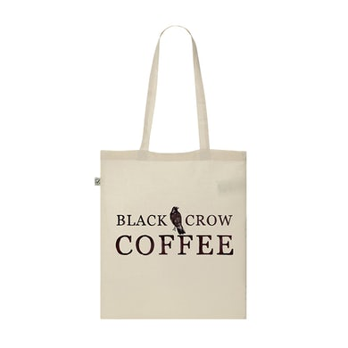 Passenger Black Crow Coffee | Tote Bag