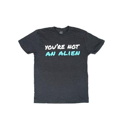 Jillette Johnson You're Not An Alien Tee