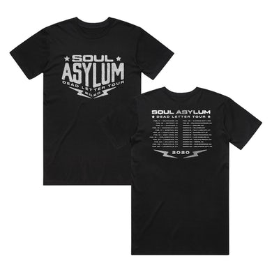 Soul Asylum 2020 Tour Tee