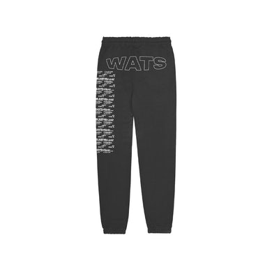 TyFontaine WATS Sweatpants - Black