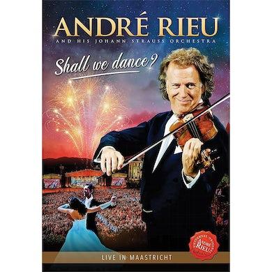 ANDRÉ RIEU Shall We Dance Live DVD