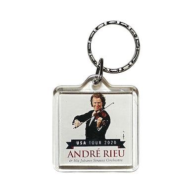 ANDRÉ RIEU USA Tour 2020 Acrylic Keychain