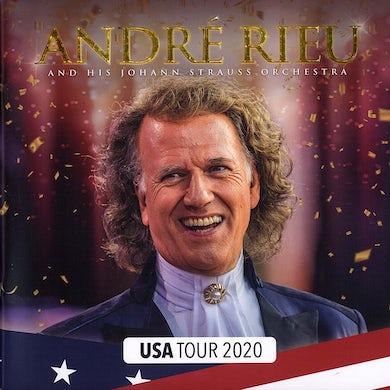 ANDRÉ RIEU USA Tour 2020 Program