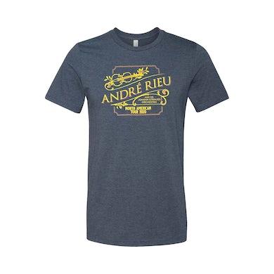 ANDRÉ RIEU N American Tour 2020 T-Shirt