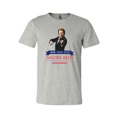 ANDRÉ RIEU USA Tour 2020 T-Shirt