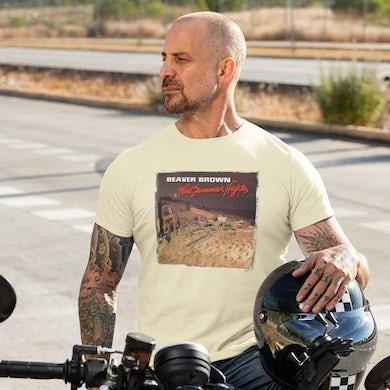 JOHN CAFFERTY Wild Summer Nights T-Shirt