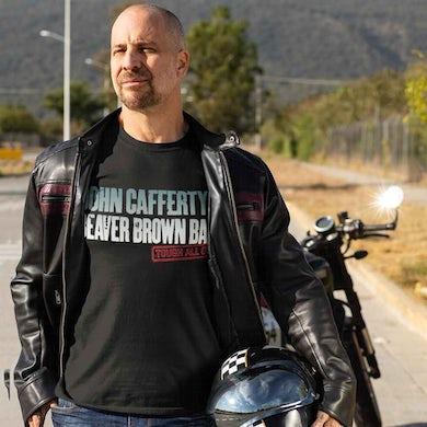 JOHN CAFFERTY Tough All Over T-Shirt