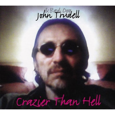 Crazier Than Hell CD