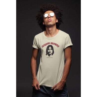 JACKSON BROWNE (Saturate Before Using) Album T-Shirt