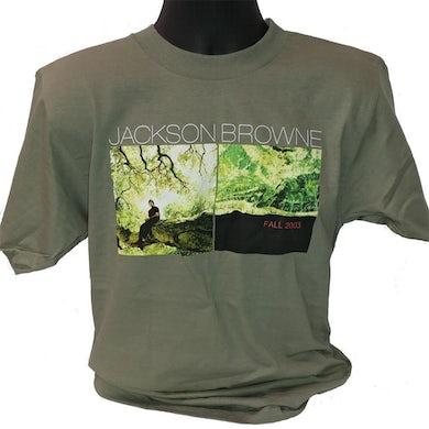 JACKSON BROWNE Fall 2003 T-Shirt